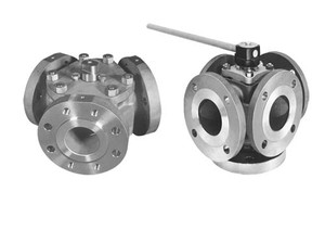 Tufline Multiport Sleeved Plug Valves-Image