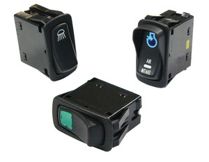 N-Series Addressable Rocker Switches-Image