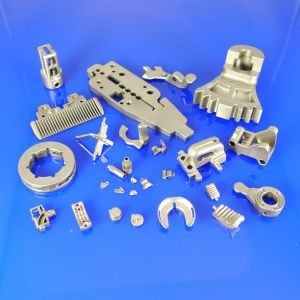 Metal Injection Molding -(MIM)-Image