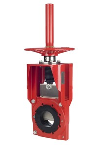 Flowrox Wafer Knife Gate Valve -Image