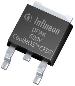 600V CoolMOS™ N-Channel Power MOSFET-Image
