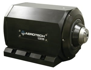 Aerotech's CCS Series Rotary Stages-Image