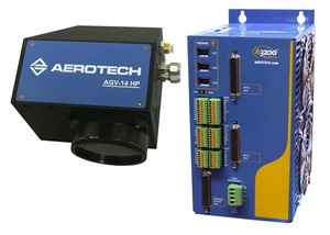 Aerotech's Nmark AGV-HP Advanced Galvanometers -Image