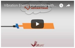 Vibration Energy Harvesting With Piezoelectrics From Mide