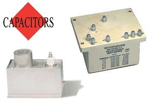 Custom High Voltage, High Frequency Capacitors-Image