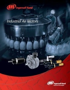 Ingersoll Rand Air Motors Ind 0305 063 From Ingersoll
