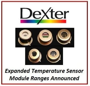 Temperature Sensor Modules...Expanded Range-Image