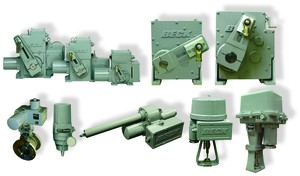 Electric Actuators...Nuclear Qualified -Image