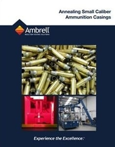 Small Caliber Ammunition Casings Annealing -Image