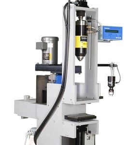 Automated Brinell Hardness Tester from Newage-Image