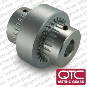 Induction Hardened Gear Couplings from QTC-Image