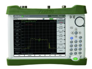 Spectrum Master Handheld Analyzer MS2711E -Image