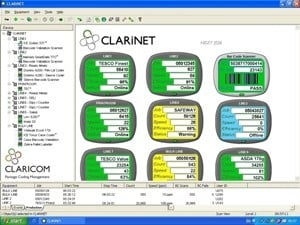 CLARICOM CODING MANAGEMENT SOFTWARE -Image