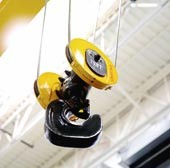 CXT Wire Rope Hoists from Konecranes-Image