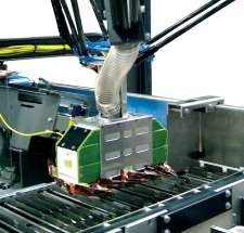 Delta Style Case Packer with Automatic Changeover-Image