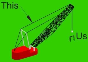 Big Equipment Needs a Small Crane-Image