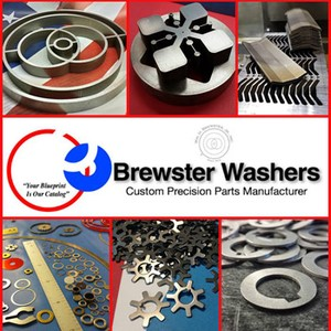 Custom Preload Springs, Spacers and Washers -Image