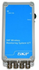 Machine Monitoring System...Wireless -Image