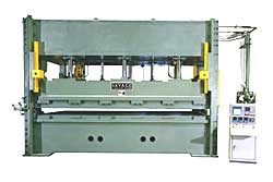 Laminating and Bonding Presses -Image