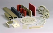 Custom Fabrication-Machining of Thermoset Plastics-Image