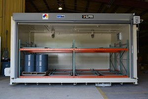Chemical Storage Building-Image