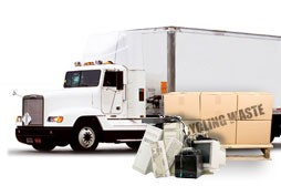 Bulk Pickup Recycling Services-Image