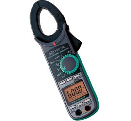 AC/DC Clamp Meter: True RMS Measurement-Image