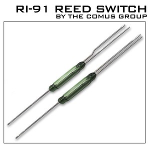 RI-91 Reed Switch from Comus International-Image