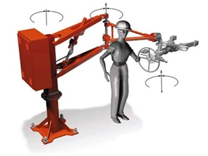 Positioning Arm Manipulator-Image