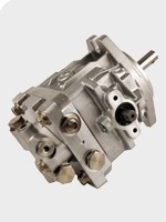 Variable Displacement Hydraulic Axial Piston Pumps-Image
