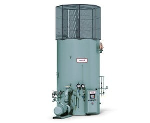Cleaver-Brooks Jet-Type Electrode Steam Boiler-Image
