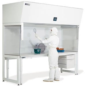 Vertical Laminar Flow Workstations-Image