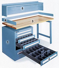 Workstation | Industrial Work Benches-Image