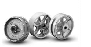 Cast Iron Wheels-Image