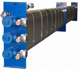 Inline Heavy Fuel Oil Heater-Image