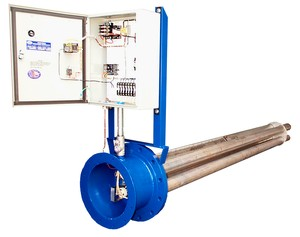 Flanged Immersion Heaters-Image