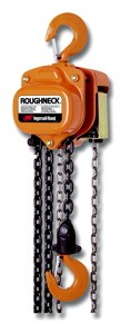 Manual and Lever Chain Hoists-Image