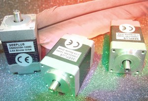 SUB-MINIATURE STEP MOTORS-Image