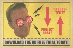 Try HD for FREE for 30 Days! -Image