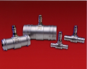 Hose Series Turbine Flowmeters for Liquid Service-Image