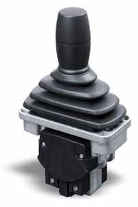 J7 Ergonomic Joystick for tight spaces-Image