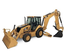 Backhoe Loaders-Image