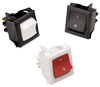 Mini Rocker Switches with Curve Appeal-Image