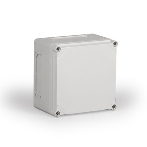 Polycarbonat enclosures with flange knockouts-Image