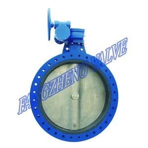 Lining Butterfly Valve-Image