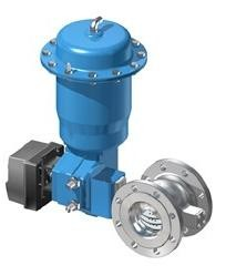 R-Series Rotary Segmented Ball Valves-Image