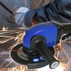 Turbine powers innovative 6-HP angle-grinder-Image