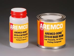 AREMCO-BOND™ 2318 HIGH TEMP POTTING COMPOUND -Image