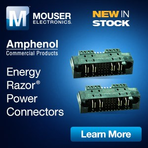 New Power Distribution Connectors at Mouser.-Image