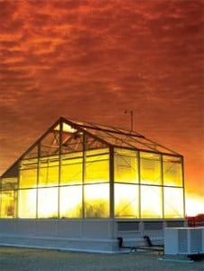 Conviron Research Greenhouse-Image
